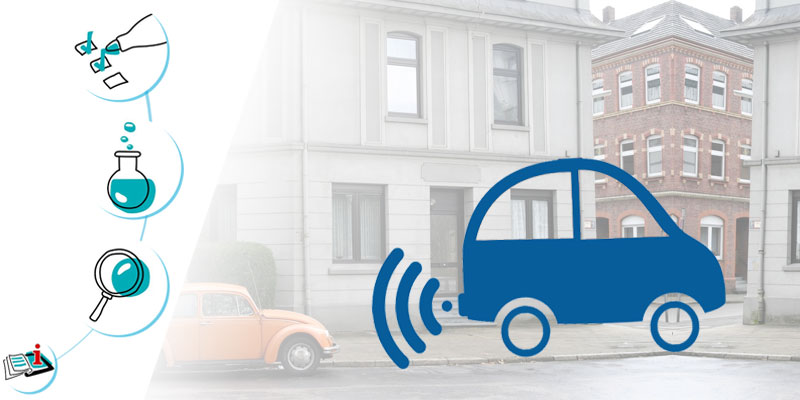 Aide au stationnement : le radar de recul